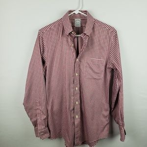 Brooks Brothers Shirt Non Iron Button Down #193
